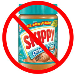 Say No to Skippy Peanut Butter
